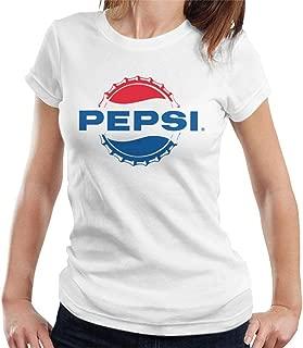 Pepsi Cola 1962 Bottlecap Logo Women's T-Shirt