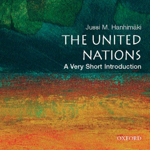 The United Nations audiobook cover art
