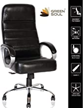 Green Soul London High Back Office Chair (Black)