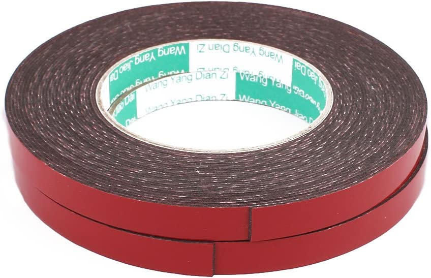 Aexit 8mm x Adhesive Tapes 1mm Vehicle Self R Fort Worth Mall Shock Max 64% OFF Car