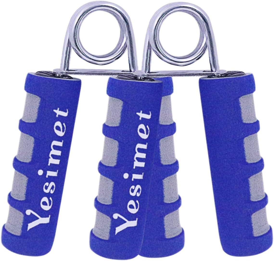 YESIMET 2 Pack Hand Grip Strengthener Memphis Mall Tucson Mall Soft F Finger Gripper- Set