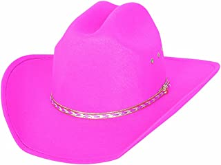 cf6219330d8 Bullhide Hats 0607P Lil  Pardner Collection It S Rodeo Time Pink Cowboy Hat