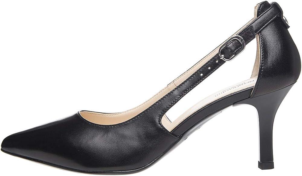 Nero giardini scarpe décolleté donna in pelle E011082DE