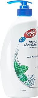 Head & Shoulders Anti-Dandruff Shampoo - Cool Menthol- (675 Ml)
