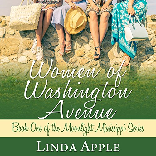 Women of Washington Avenue audiobook cover art
