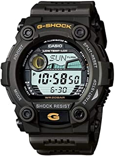 g shock rescue concept casual digital watch
