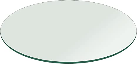 Best 72 round glass table top Reviews