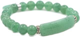 green jade stone bracelet