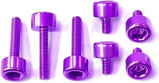 pro-bolt - 42638: Kit Schrauben Verschluss Tank Honda Aluminium violett thonp preisvergleich preisvergleich bei bike-lab.eu