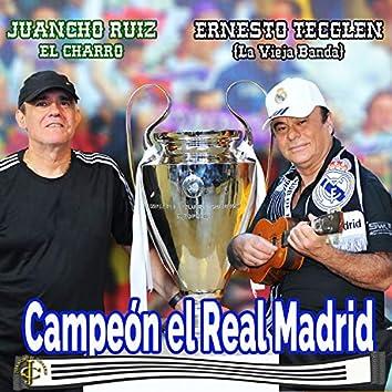 Campeón el Real Madrid