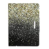 Ostop Coque Compatible avec Samsung Galaxy Tab 4 10.1 T530/T535,Étui Cuir PU Léger Flip Motif...
