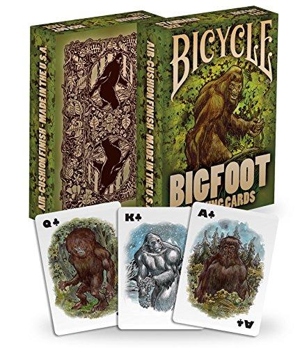 Bicycle Bigfoot