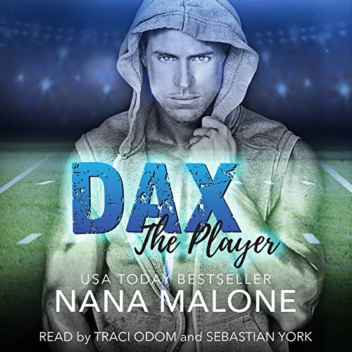 Dax audiobook cover art