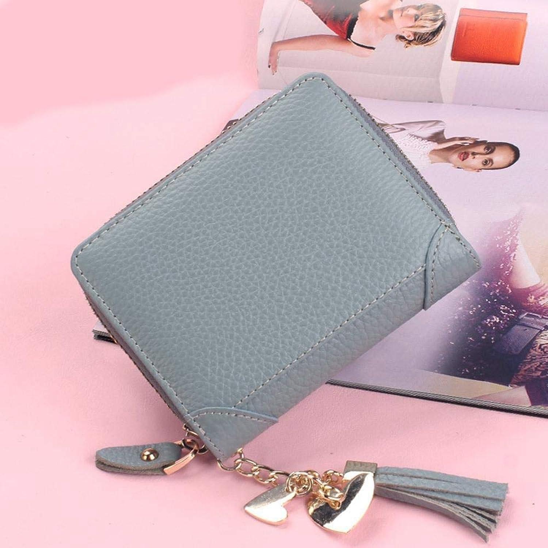 Girls Purse Women's Wallet,Women's PU Leather Wallet MultiCard Ladies Wallet (color   B)
