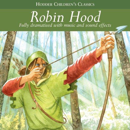 Robin Hood, Crusader (Dramatised) cover art
