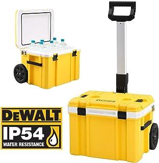 DEWALT DWST83281-1 TSTAK Cooler Box ON Wheels, Black