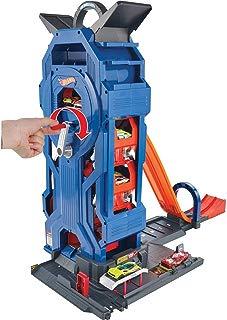 Hot Wheels - Garagem Rotativa, Mattel, FTB68, Multicor