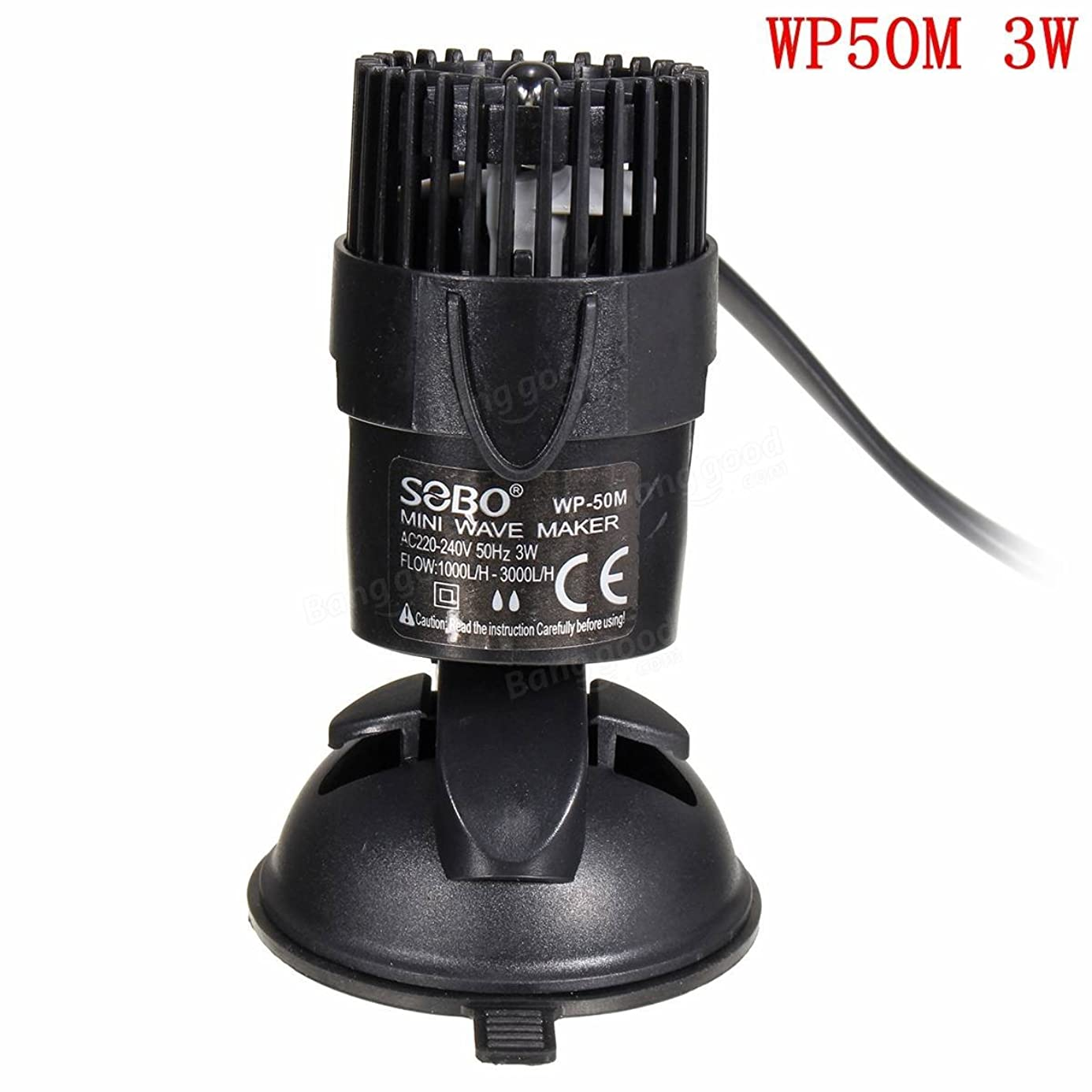 220V 3W-25W Submersible Wave Water Pump Powerhead Pump Reef Coral Filter - Power Tools Other Power Tools - (3W) - 1 Pcs Aquarium Wave Maker