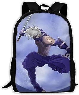 Custom Naruto Anbu Casual Backpack School Bag Travel Daypack Gift