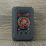ORIN Schutzhülle Hülle für Smok G-Priv 3 Silikon Hülle Gehäuse Ärmel Abdeckung Wickeln Silicone Hülle (Schwarz)
