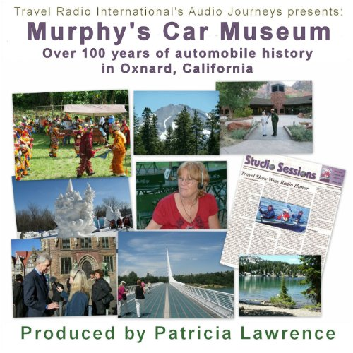 Murphy's Car Museum audiobook cover art
