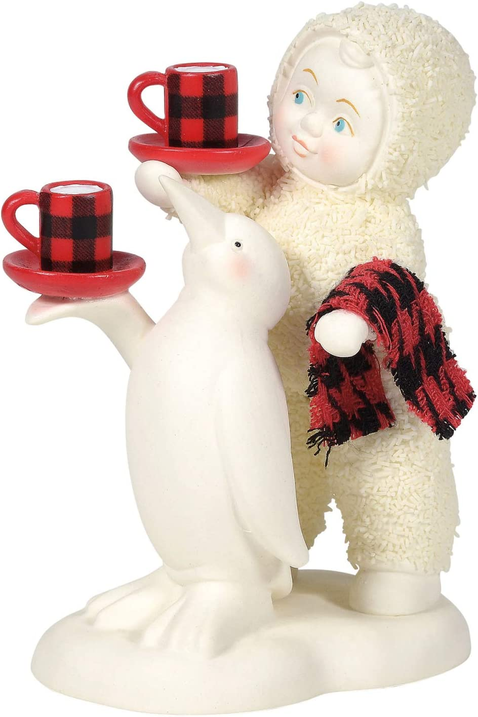 Department 56 Large discharge sale Snowbabies Classics Cocoa Figurine Ranking TOP18 4.25 Served is