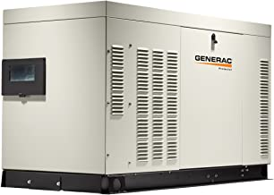 Generac RG04854ANAX Protector Series, 48kW Liquid Cooled Standby Generator, Diesel Powered, Single Phase, Aluminum Enclosed (Discontinued by Manufacturer)