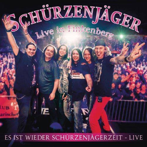 Schwarz Pink und lange Haar (Live in Finkenberg)
