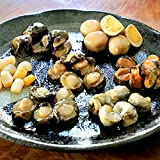 RIMTAE 父の日 ギフト あわびと貝の おつまみ 海鮮 セット 七宝貝づくし7種 14粒 ひとくち 煮貝 あわび アワビ かき 貝柱 個包装