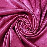 Textile Station Kreppstoff mit Satin-Rückseite, Polyester,