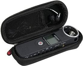 Hermitshell Hard EVA Travel Case fits Zoom H1n Handy Recorder Digital Recorder