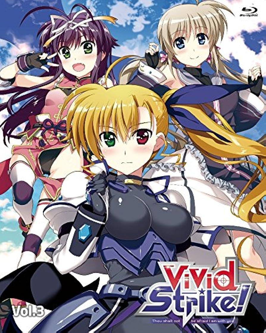 症状ブリーフケース暗唱するViVid Strike! Vol.3 [Blu-ray]