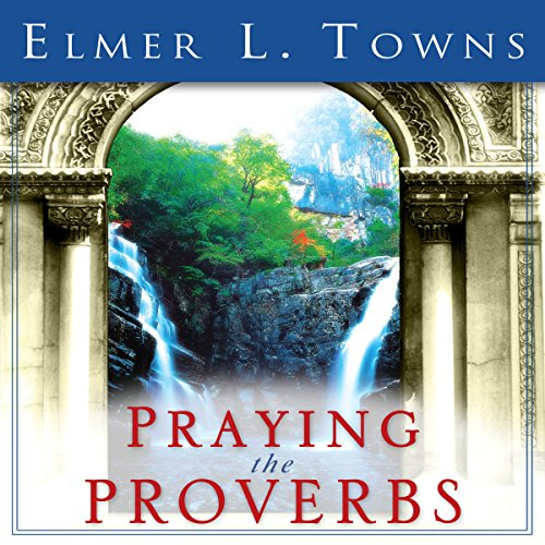 Praying the Proverbs audiobook cover art