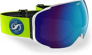 9fb84e4913 HYSTERESIS - Pack Gafas De Esquí Con Lentes Intercambiambles Magnéticas  Magnet Wanaka (2 Lentes Incluidas