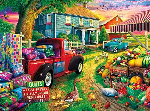 Buffalo Games - Quilt Farm - 100...
