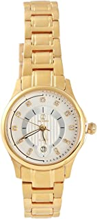Analog Stainless Steel Watch For Women by Olivera, OL5023