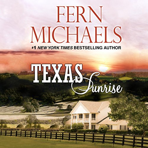 Texas Sunrise audiobook cover art