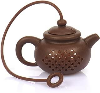 Alimentos grado silicona infusor de té filtros – ideal para hierbas y especias.