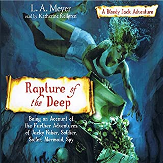 Rapture of the Deep audiobook cover art