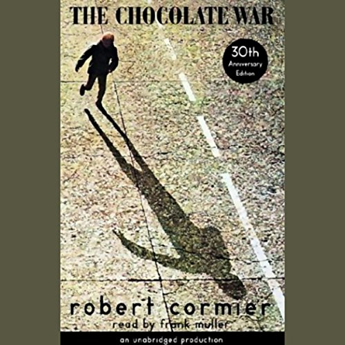 The Chocolate War audiobook cover art