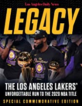 Legacy: The Los Angeles Lakers' Unforgettable Run to the 2020 NBA Title PDF