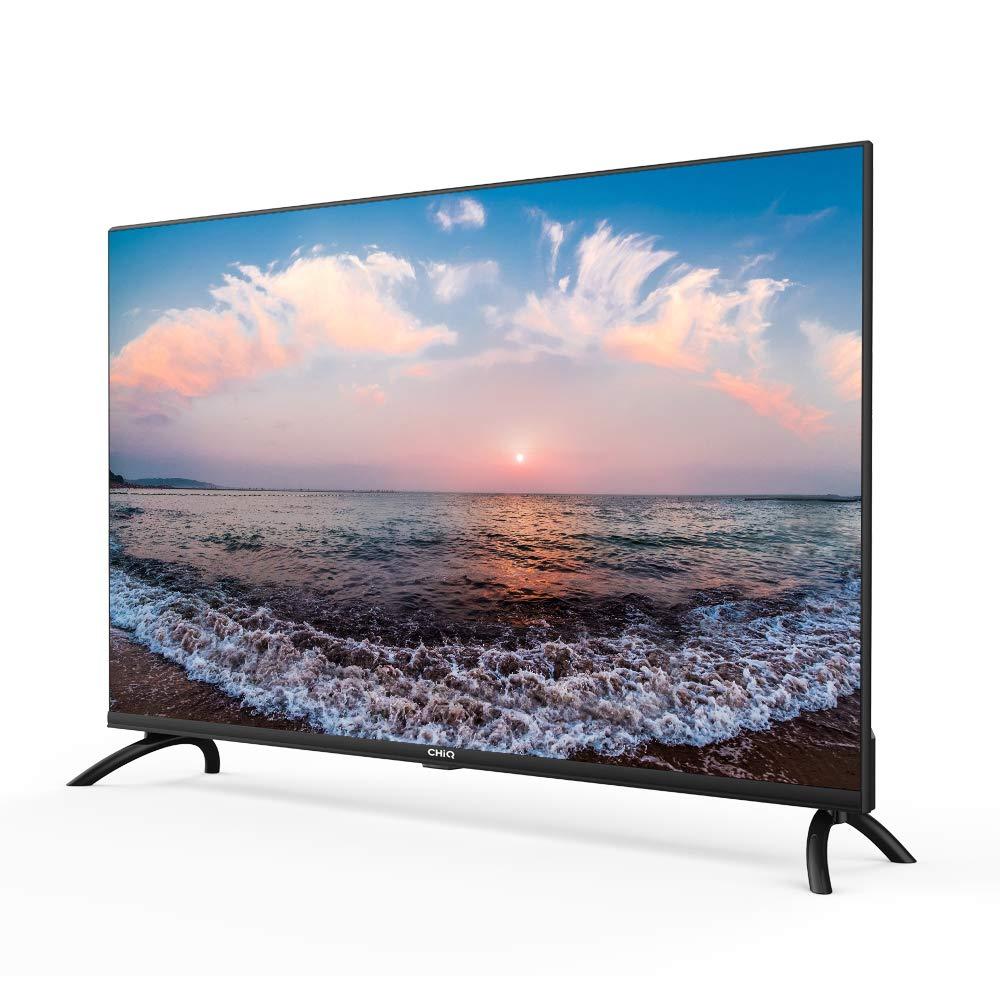 CHiQ Televisor Smart TV LED 40 Pulgadas FHD, HDR, WiFi, Bluetooth, Youtube, Netflix, Prime Video, 3 x HDMI, 2 x USB: Amazon.es: Electrónica