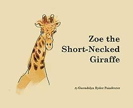 Zoe the Short-Necked Giraffe