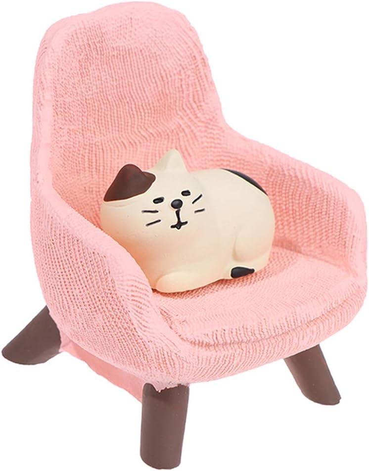 FAKEME New product type 1:12 Dollhouse Miniature Sofa Chair Armchairs Furniture f Superlatite