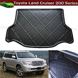 Alfombrilla de Tina alfombrilla de maletero adecuada para Toyota Land Cruiser 100 1998-2008