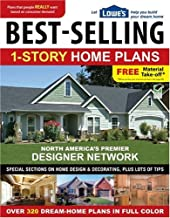 Lowe's Best-Selling 1-Story Home Plans