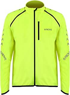 Proviz Sportive Men's Convertible Vest/Jacket