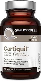 Quality of Life - Cartiquil - 60 Vegicaps