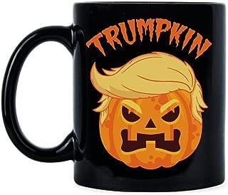 Trumpkin Mug Trump Pumpkin Coffee Mug Donald Trumpkin Halloween Mug