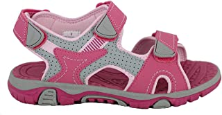 Girls' River Sandal Pink/Grey